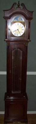 1971 Kieninger Grandfather Clock