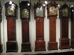Colonial Grandfather Clocks