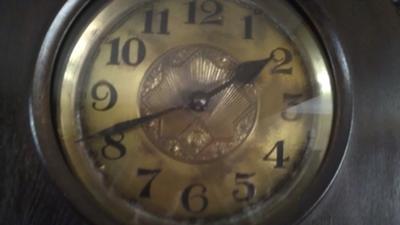 Kohler Grandfather Clock face
