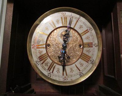Blind Man's Clock