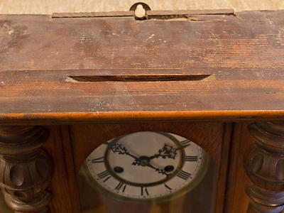 Granddad's clock top