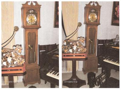 Colonial of zeeland grandfather clock activation code