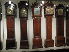Colonial Grandfather Clocks