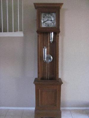 Grandfather Clock Identification Help