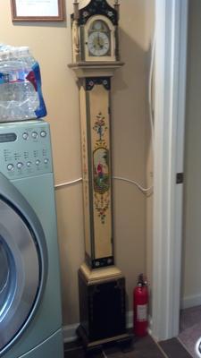 Grandmothers Clock model#1713 serial # 480094
