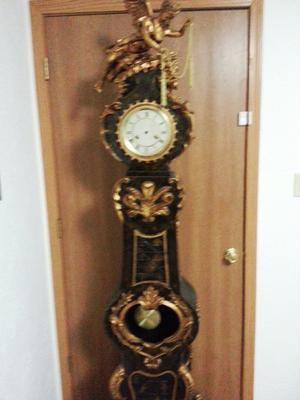 I need info on this clock