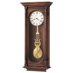 Howard Miller Quartz Chiming wall clock 620F192