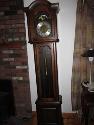 Front-2 of Daneker clock