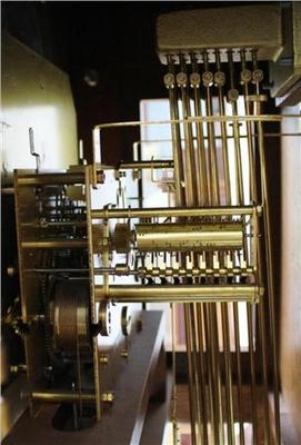 KIENINGER CLOCK MODEL CHIMES
