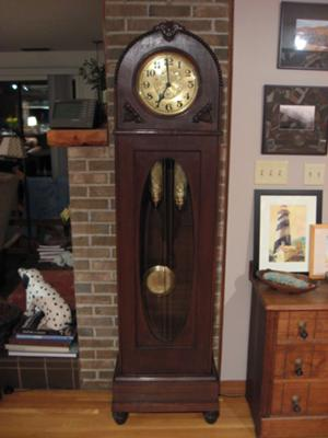 Image result for grandfatherr clocks 1930""