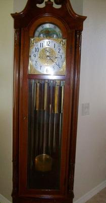 Herschede Grandfather Clock Repair in Central Florida