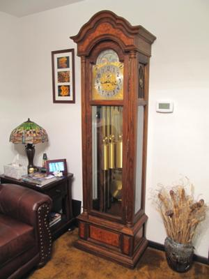 My Recently Purchased Herschede Grandfather Clock