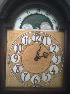 What is the name of  this German Colonial Clock?
