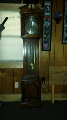What is the price of this Ridgeway clock