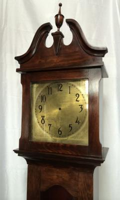 Tall Case Clock - Bonnet