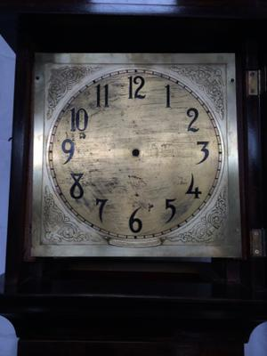 Tall Case Clock - Face