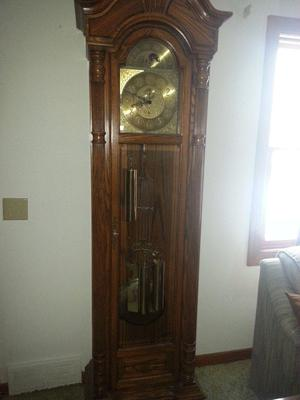 Sligh Grandfather Clock FOR SALE - Wisconsin