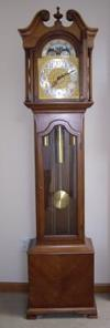 Colonial of Zeeland Grandfather Clock Model #16981