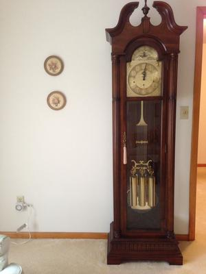 What is the Value of this Sligh Grandfather clock?