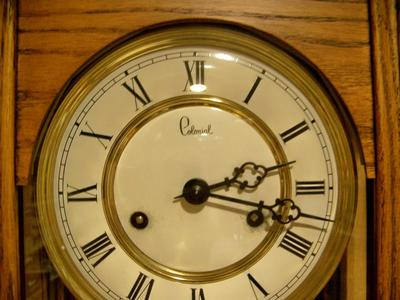 Unknown Colonial clock face. I want to sell it