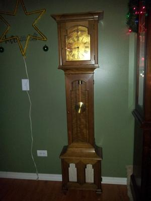What's the value of this Colonial Clock