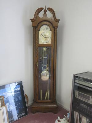 My Home Value >> Would like to sell my Ridgeway Grandfather Clock