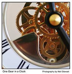 Clock Repair Magic