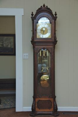 For sale Majestic Grandfather Clock By Colonial of Zealand