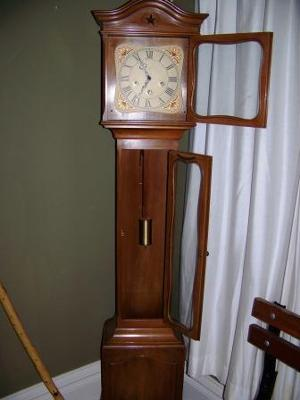 Grandfather clock from Great Grandmother
