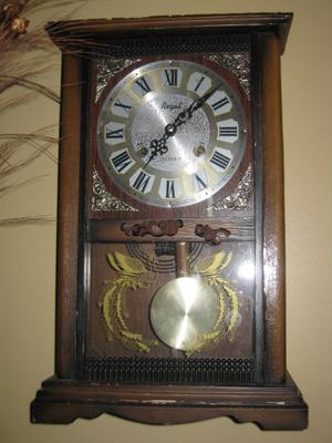 What is the year of my clock?