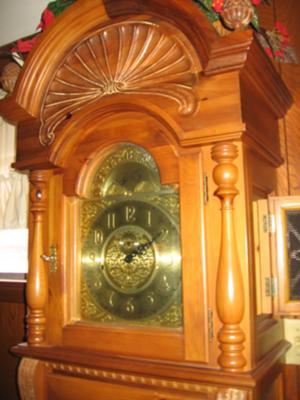 Ridgeway Grandfather Clock for sale